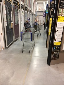Lowes Shopping