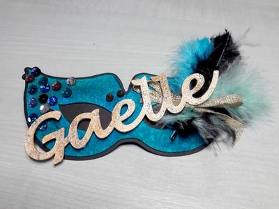 Un badge sur le thème Gatsby le Magnifique...