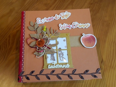"Box Teknics ""Automne"", d'Ithylia Créations ♦ Ma version"
