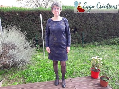 Robe Évidence, des Bobines Patterns