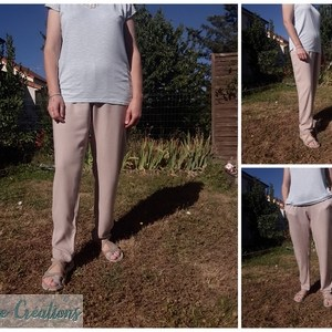 Pantalon Hector - Petit Patron
