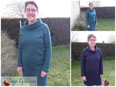 robe sweat Polly Studio Schnittreif