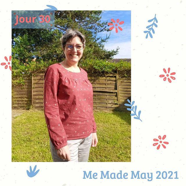 Me made May 2021 - J 30