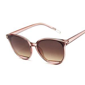 New Arrival 2020 Fashion Sunglasses Women Vintage Metal Mirror Classic Vintage Sun Glasses Female Oculos De Sol Feminino UV400 1