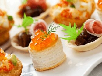 Finger Food Menus Catering