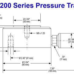 with 100 200 series pressure transducer  [ 1200 x 659 Pixel ]