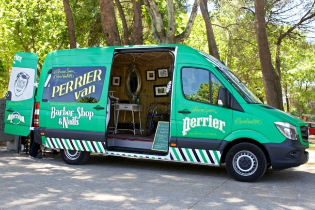 perrier-Perrier Van Barber Shop and Nails