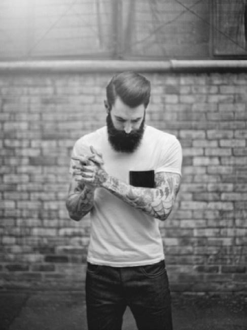 Ricki Hall-viva la barba