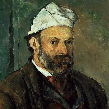 Paul Cézanne, Autorretrato (1878-1880)