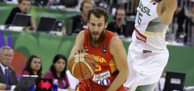 Mundial Baloncesto-Sergio RODRIGUEZ