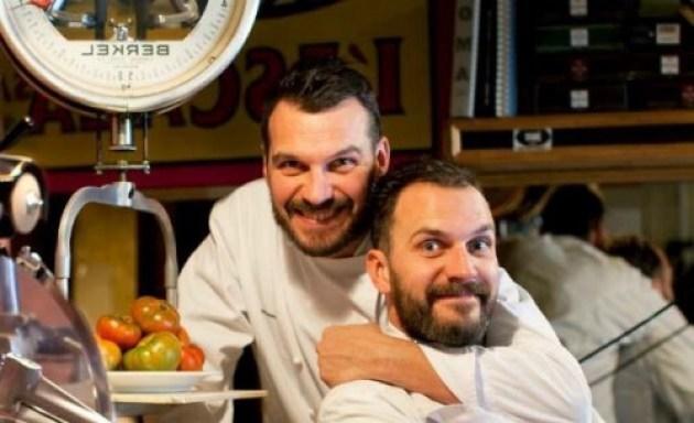 Stefano y Max, los creadores de Xemei