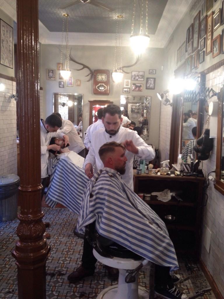 The New York Barbershop y Malayerba, una familia bien avenida