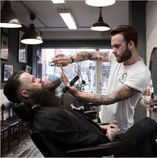 Rocket Barber Shop
