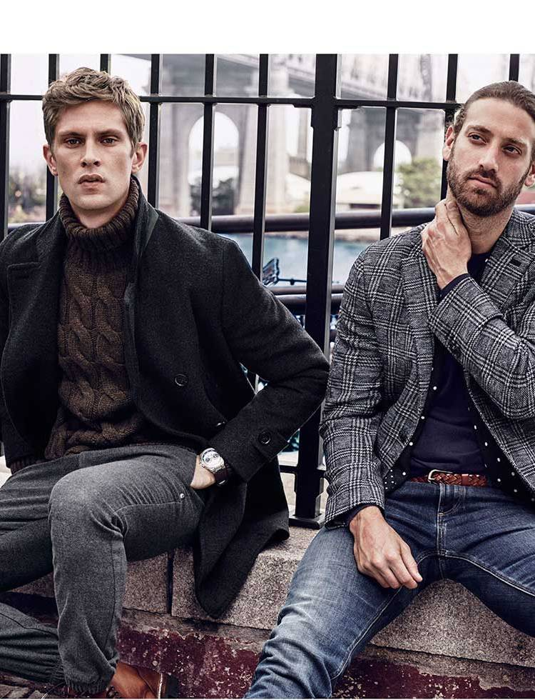 The New York Collection by Massimo Dutti