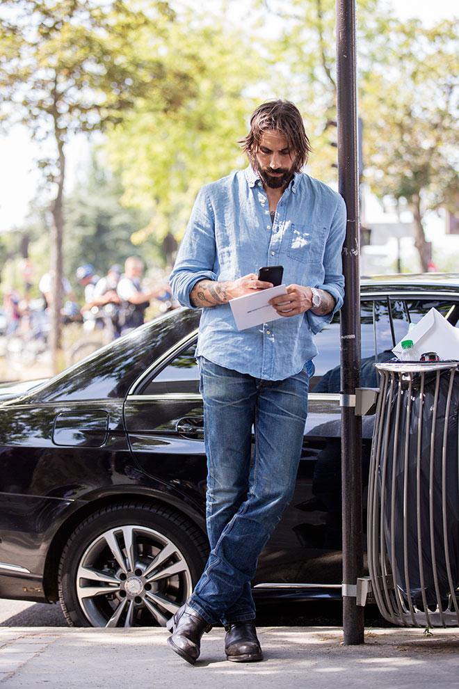 Los 12 mejores looks con barba de la Paris Fashion Week-2