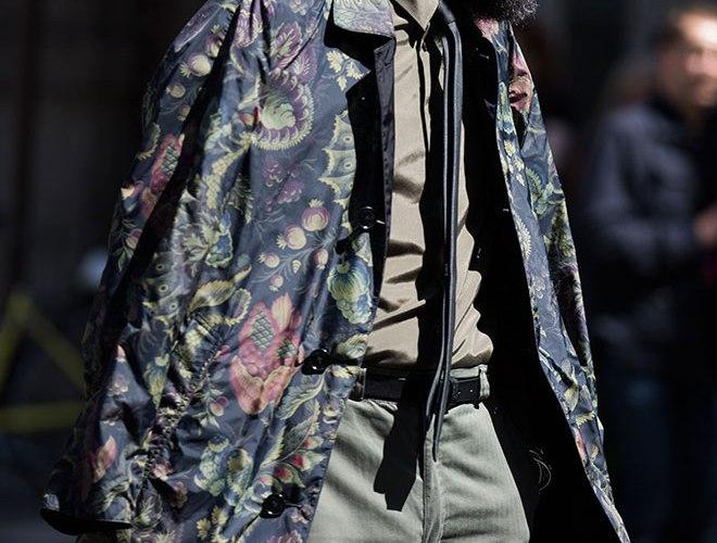 Los 12 mejores looks con barba de la Paris Fashion Week
