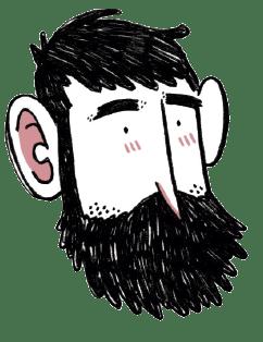 BARBUDO - No sin mi barba