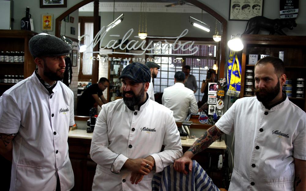 La barbería del barrio - No sin mi barba
