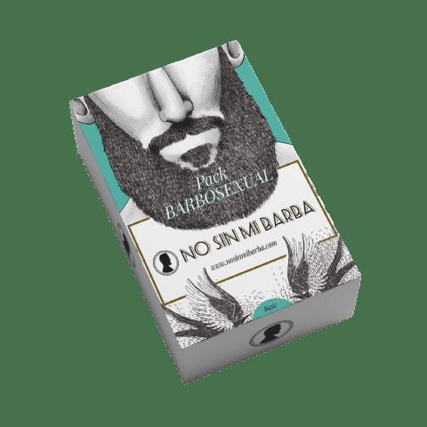 Pack BARBOSEXUAL – No sin mi barba