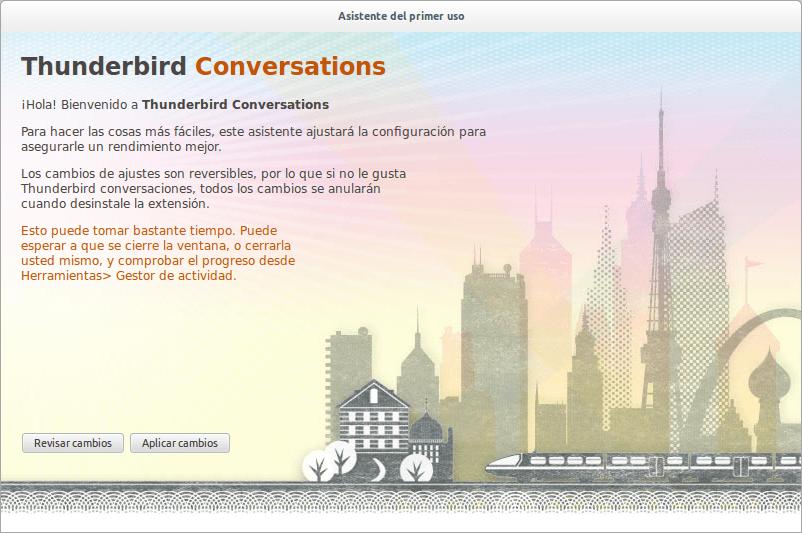 Thunderbird Conversations, agrupa tus correos al estilo Gmail