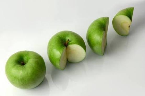 Comer demasiadas Frutas y Verduras