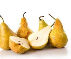 10 Beneficios para la salud de las Peras, y 3 remedios naturales