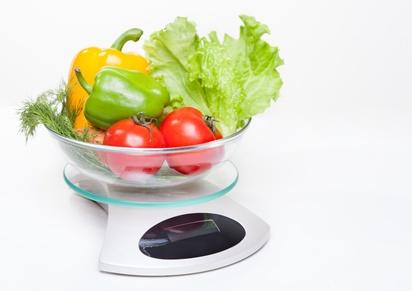 Cómo bajar de Peso Comiendo Vegetariano