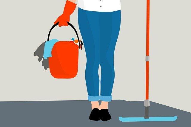 Quemar calorías con las tareas domésticas