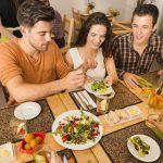 Como incluir 5 tiempos de comida en nuestra dieta diaria