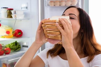 La Dieta de los Adolescentes