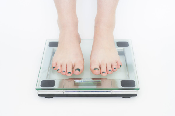 Relación entre medidas y peso