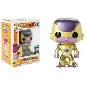 Toy Funko Pop! Dragon Ball Z Golden Frieza (Black Eyes) Exclusive V...