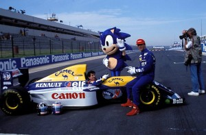 williams-sonic