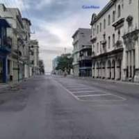 May be an image of sky, road and street