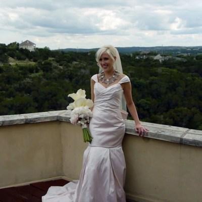 Sarah & Zach's Wedding Highlights Video at One World Theatre Austin, Texas