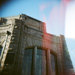 Vista House, Oregon, Holga Photography