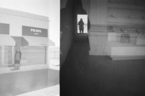 Prada Marfa Portraits
