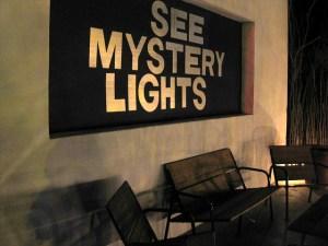 See Marfa Lights