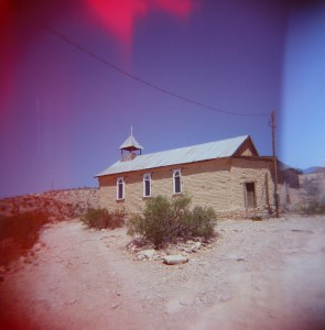Terlingua Church
