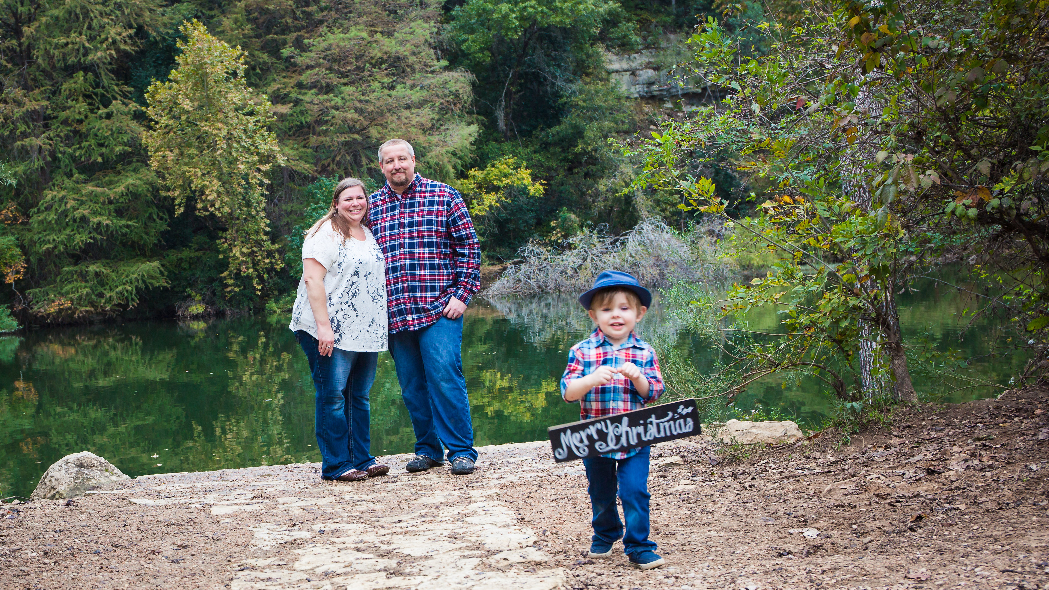 Family Holiday Card Photography