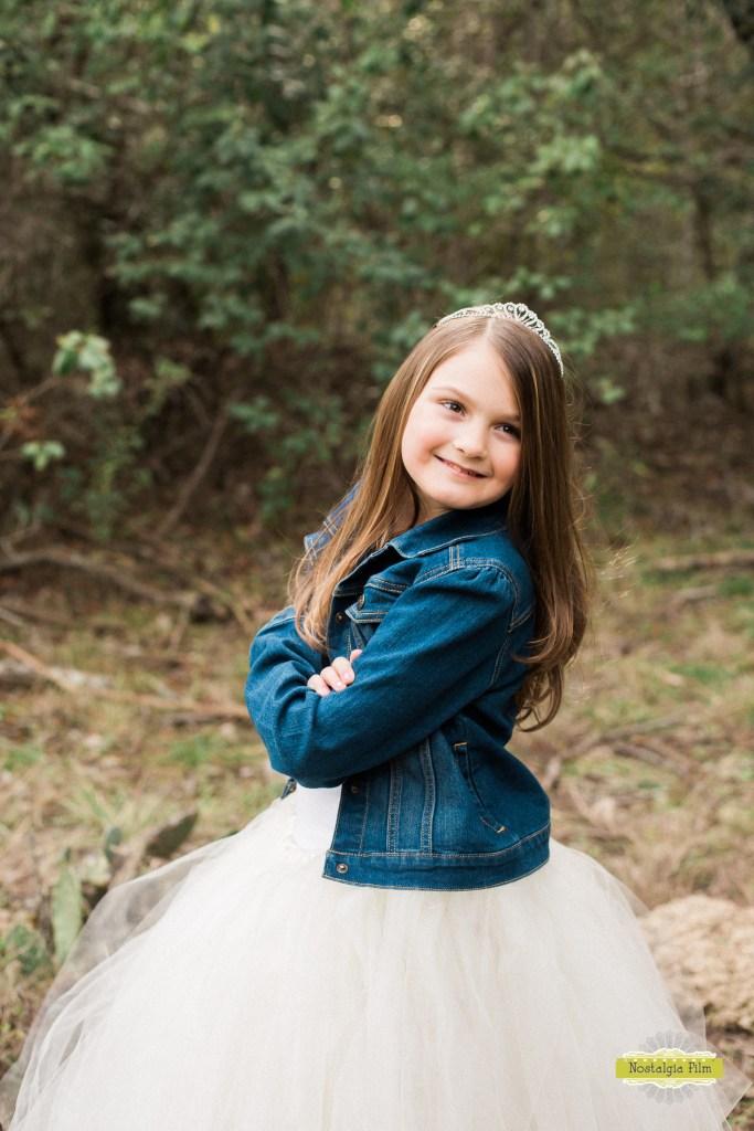 Children's Photography - Fashion - Austin