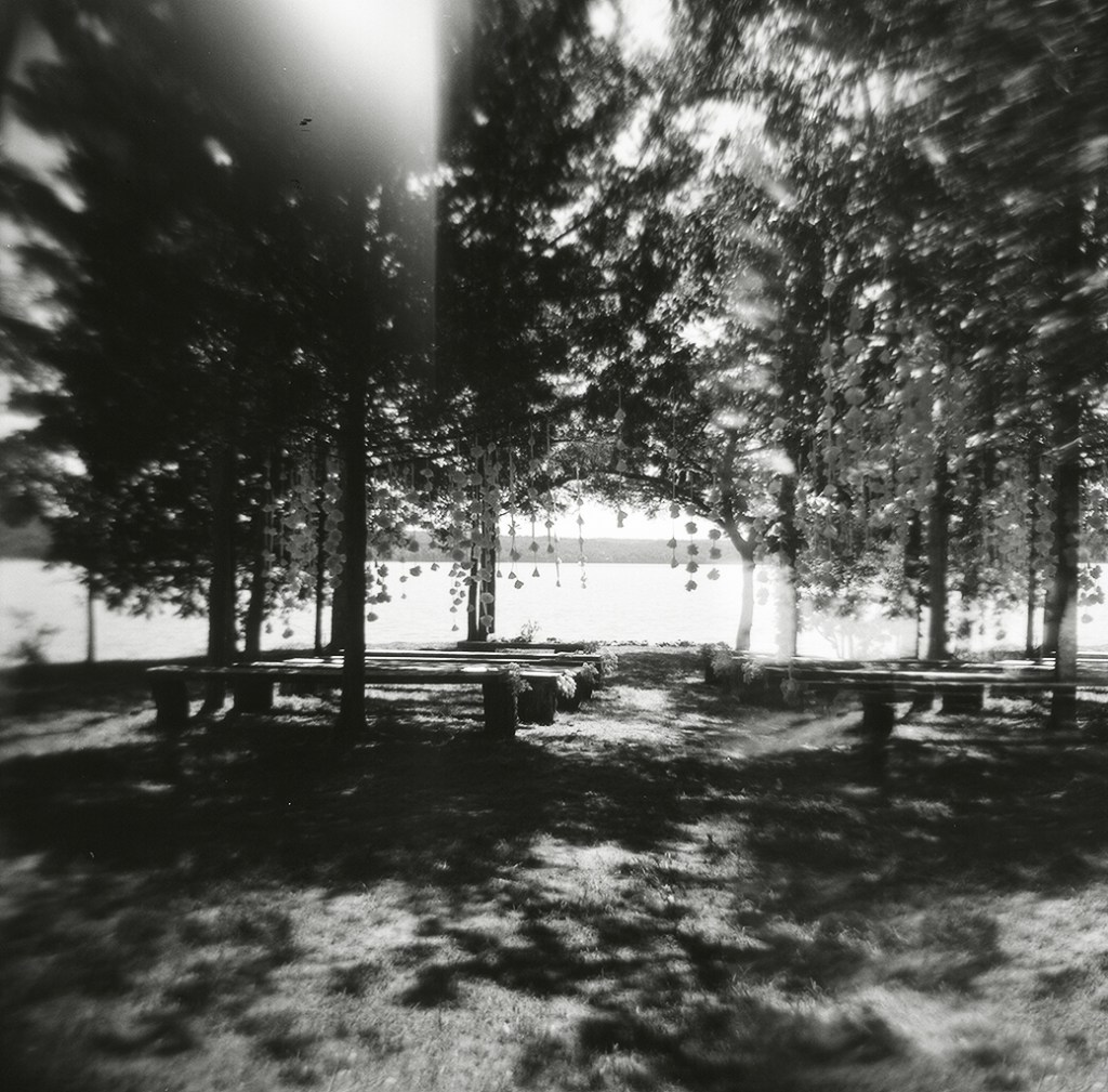 Oklahoma Texas Wedding Film Photography Photographers Holga Black and White
