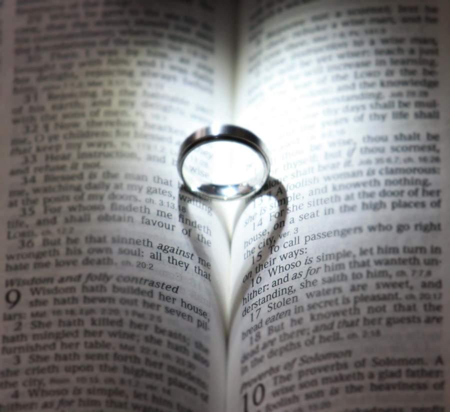 Wedding Ring Macro Shot Photography Austin, Pflugerville, Central Texas, North Austin