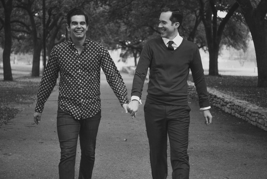 Gay Wedding Photography and Engagements