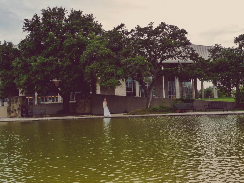 Bridal Portrait Downtown Austin
