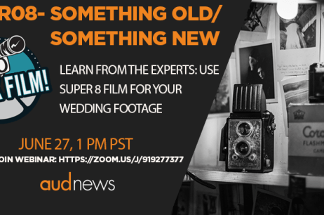 Pro8 Experts-Something Old/Something New presented by the Montana Film Office