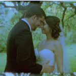 Super 8mm Film Still - Wedding at Green Pastures Austin, Texas