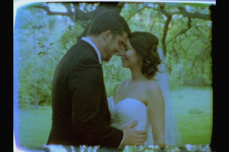 Ariana & Ryan: Green Pastures Wedding Super 8 Film Collection
