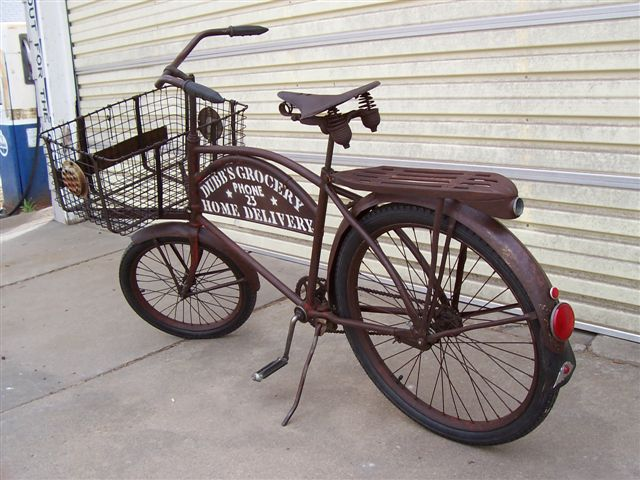 1950 Roadmaster Cycle Truck Bicycle