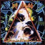 Past vs. Present: Billboard Album Charts Archive Comparison: This Week vs. Same Week (1978 & 1988) - Article (Def Leppard Hysteria album cover)